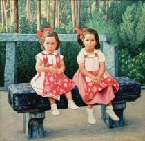 Zwei Schwestern (III)