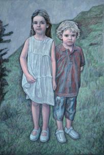 Zwei Geschwister (III)