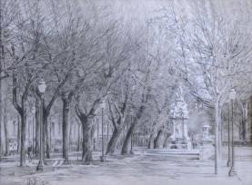 A walk at the Prado (I)