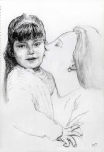 Petite fille attente du SIDA<br />ou<br />Affection pour les petites innocents