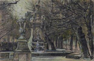 A walk at the Prado (II)