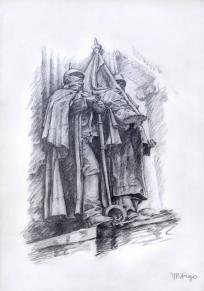 Grupo escultórico del Retiro (II)